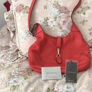 Vintage Gucci New Jackie Crossbody handbag